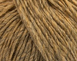 Fiber Content 65% Acrylic, 25% Wool, 10% Viscose, Brand Ice Yarns, Camel, Beige, Yarn Thickness 4 Medium  Worsted, Afghan, Aran, fnt2-40003
