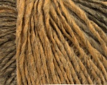 Fiber Content 65% Acrylic, 25% Wool, 10% Viscose, Light Brown, Brand Ice Yarns, Camel, Yarn Thickness 4 Medium  Worsted, Afghan, Aran, fnt2-40034