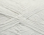 Please note that the yarn weight and the ball length may vary from one color to another for this yarn. Fiber Content 100% Cotton, White, Brand ICE, Yarn Thickness 3 Light  DK, Light, Worsted, fnt2-40902
