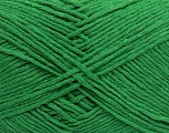 Please note that the yarn weight and the ball length may vary from one color to another for this yarn. Fiber Content 100% Cotton, Brand Ice Yarns, Green, Yarn Thickness 3 Light  DK, Light, Worsted, fnt2-40909