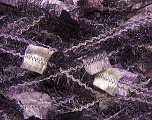 Fiber Content 100% Polyamide, White, Purple, Lilac, Brand Ice Yarns, Yarn Thickness 5 Bulky  Chunky, Craft, Rug, fnt2-41311