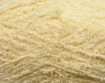 Fiber Content 100% Micro Fiber, Light Yellow, Brand Ice Yarns, Yarn Thickness 5 Bulky  Chunky, Craft, Rug, fnt2-41758