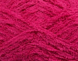 Fiber Content 100% Micro Fiber, Brand Ice Yarns, Fuchsia, Yarn Thickness 5 Bulky  Chunky, Craft, Rug, fnt2-41765