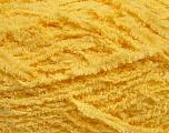 Fiber Content 100% Micro Fiber, Light Yellow, Brand Ice Yarns, Yarn Thickness 5 Bulky  Chunky, Craft, Rug, fnt2-42140