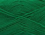 Machine washable. Lay flat to dry Fiber Content 60% Superwash Virgin Wool, 40% Acrylic, Brand Ice Yarns, Dark Green, Yarn Thickness 2 Fine  Sport, Baby, fnt2-43797