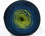 Fiber Content 50% Acrylic, 50% Cotton, Navy, Brand ICE, Green, Blue, Yarn Thickness 2 Fine  Sport, Baby, fnt2-46161