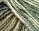 Fiber Content 75% Acrylic, 25% Wool, White, Khaki, Brand Ice Yarns, Grey, Camel, Yarn Thickness 5 Bulky  Chunky, Craft, Rug, fnt2-46223