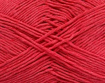 Please note that the yarn weight and the ball length may vary from one color to another for this yarn. Fiber Content 100% Cotton, Salmon, Brand Ice Yarns, Yarn Thickness 3 Light  DK, Light, Worsted, fnt2-46492