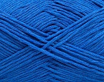Please note that the yarn weight and the ball length may vary from one color to another for this yarn. Fiber Content 100% Cotton, Brand Ice Yarns, Blue, Yarn Thickness 3 Light  DK, Light, Worsted, fnt2-46498