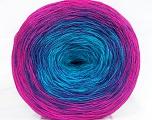 Fiber Content 50% Cotton, 50% Acrylic, Turquoise, Purple, Brand Ice Yarns, Fuchsia, Yarn Thickness 2 Fine  Sport, Baby, fnt2-46653