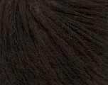Fiber Content 27% Acrylic, 23% Wool, 23% Nylon, 15% Alpaca Superfine, 12% Viscose, Brand Ice Yarns, Coffee Brown, Yarn Thickness 4 Medium  Worsted, Afghan, Aran, fnt2-46702
