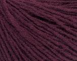 Fiber Content 50% Wool, 50% Acrylic, Maroon, Brand Ice Yarns, fnt2-47312