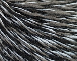 Fiber Content 40% Merino Wool, 25% Acrylic, 20% Alpaca Superfine, 15% Viscose, Light Blue, Brand Ice Yarns, Grey, Black, Yarn Thickness 2 Fine  Sport, Baby, fnt2-47507