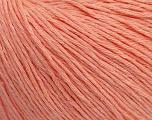 Fiber Content 100% Cotton, Light Salmon, Brand Ice Yarns, Yarn Thickness 1 SuperFine  Sock, Fingering, Baby, fnt2-47520