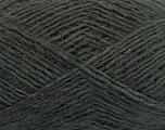 Fiber Content 40% Acrylic, 40% Wool, 20% Polyamide, Brand Ice Yarns, Dark Grey, fnt2-47838