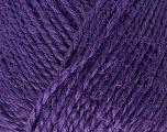 Fiber Content 100% HempYarn, Purple, Brand Ice Yarns, Yarn Thickness 3 Light  DK, Light, Worsted, fnt2-47908