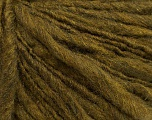 Fiber Content 55% Acrylic, 45% Wool, Brand ICE, Dark Olive Green, Yarn Thickness 4 Medium  Worsted, Afghan, Aran, fnt2-48478