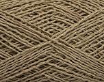 Fiber Content 8% Wool, 8% Angora, 58% Viscose, 26% Polyamide, Brand Ice Yarns, Camel, fnt2-48559
