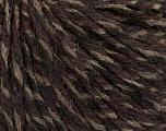 Fiber Content 60% Merino Wool, 40% Acrylic, Brand Ice Yarns, Brown Shades, fnt2-48634