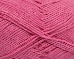 Please note that the yarn weight and the ball length may vary from one color to another for this yarn. Fiber Content 100% Cotton, Pink, Brand Ice Yarns, Yarn Thickness 3 Light  DK, Light, Worsted, fnt2-48713