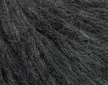 Fiber Content 50% Polyamide, 20% Acrylic, 10% Viscose, 10% Wool, 10% Mohair, Brand Ice Yarns, Dark Grey, Yarn Thickness 4 Medium  Worsted, Afghan, Aran, fnt2-48827