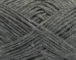 Fiber Content 40% Wool, 40% Acrylic, 20% Polyamide, Brand Ice Yarns, Grey, fnt2-48852
