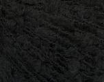 Fiber Content 60% Superwash Merino Wool, 25% Baby Alpaca, 2% Elastan, 13% Polyamide, Brand ICE, Black, fnt2-48943