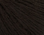 Fiber Content 60% Acrylic, 40% Wool, Brand ICE, Dark Brown, Yarn Thickness 2 Fine  Sport, Baby, fnt2-48953