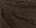 Fiber Content 80% Acrylic, 20% Viscose, Brand Ice Yarns, Brown, Yarn Thickness 2 Fine  Sport, Baby, fnt2-49060