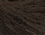 Fiber Content 60% Wool, 30% Mohair, 10% Polyamide, Brand Ice Yarns, Brown, fnt2-49168