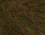 Alpaca  Fiber Content 54% Alpaca Superfine, 46% Polyamide, Brand Ice Yarns, Green Shades, fnt2-49393