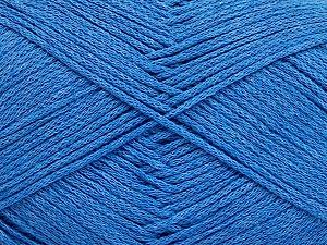 Fiber Content 100% Cotton, Indigo Blue, Brand ICE, Yarn Thickness 2 Fine  Sport, Baby, fnt2-50095