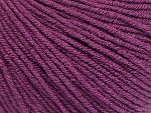 Fiber Content 60% Cotton, 40% Acrylic, Maroon, Brand ICE, Yarn Thickness 2 Fine  Sport, Baby, fnt2-51239