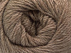 Fiber Content 45% Alpaca, 30% Polyamide, 25% Wool, Brand ICE, Camel, Yarn Thickness 3 Light  DK, Light, Worsted, fnt2-51523