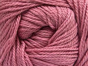 Fiber Content 45% Alpaca, 30% Polyamide, 25% Wool, Pink, Brand ICE, Yarn Thickness 3 Light  DK, Light, Worsted, fnt2-51952