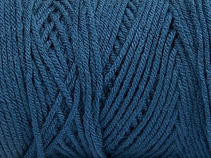 Items made with this yarn are machine washable & dryable. Fiber Content 100% Dralon Acrylic, Navy, Brand ICE, Yarn Thickness 4 Medium  Worsted, Afghan, Aran, fnt2-52308