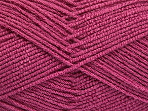 Fiber Content 70% Acrylic, 30% Wool, Orchid, Brand ICE, Yarn Thickness 4 Medium  Worsted, Afghan, Aran, fnt2-52616