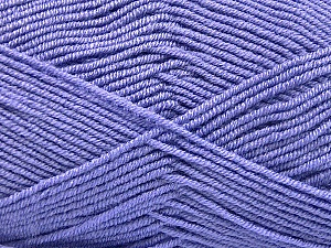Fiber Content 50% Bamboo, 50% Acrylic, Lilac, Brand ICE, Yarn Thickness 2 Fine  Sport, Baby, fnt2-53099