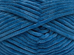 Fiber Content 100% Micro Fiber, Brand ICE, Dark Blue, Yarn Thickness 4 Medium  Worsted, Afghan, Aran, fnt2-54155
