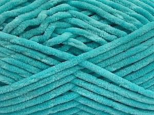 Fiber Content 100% Micro Fiber, Turquoise, Brand ICE, Yarn Thickness 4 Medium  Worsted, Afghan, Aran, fnt2-54532