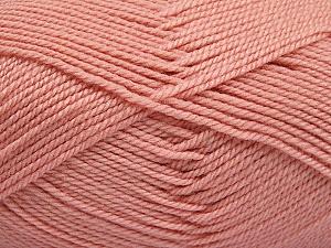 Fiber Content 100% Acrylic, Powder Pink, Brand ICE, Yarn Thickness 2 Fine  Sport, Baby, fnt2-54669