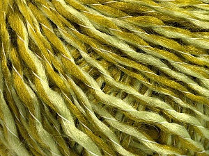 Fiber Content 90% Acrylic, 10% Polyamide, Brand ICE, Green Shades, Yarn Thickness 3 Light  DK, Light, Worsted, fnt2-55264
