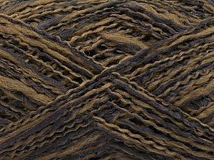 Fiber Content 44% Acrylic, 44% Wool, 12% Polyamide, Brand ICE, Dark Maroon, Camel, Yarn Thickness 2 Fine  Sport, Baby, fnt2-56191