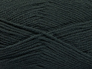 Fiber Content 100% Acrylic, Brand ICE, Dark Smoke Green, Yarn Thickness 3 Light  DK, Light, Worsted, fnt2-56568