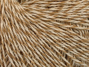 Fiber Content 50% Acrylic, 50% Wool, Brand ICE, Cream, Beige, Yarn Thickness 3 Light  DK, Light, Worsted, fnt2-58042