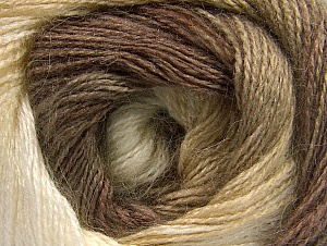 Fiber Content 50% Mohair, 50% Acrylic, Brand ICE, Camel, Brown Shades, Beige, Yarn Thickness 2 Fine  Sport, Baby, fnt2-58356