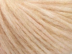 Fiber Content 40% Acrylic, 30% Wool, 30% Polyamide, Light Salmon, Brand ICE, Yarn Thickness 4 Medium  Worsted, Afghan, Aran, fnt2-58408