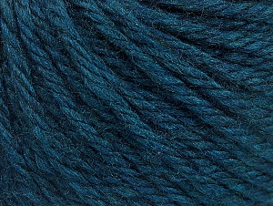 Fiber Content 60% Acrylic, 40% Wool, Navy, Brand ICE, Yarn Thickness 6 SuperBulky  Bulky, Roving, fnt2-58576