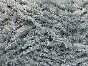 Fiber Content 100% Micro Fiber, Brand ICE, Grey, Yarn Thickness 6 SuperBulky  Bulky, Roving, fnt2-58813
