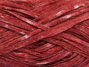 Fiber Content 50% Polyester, 50% Viscose, Red Melange, Brand ICE, fnt2-58897